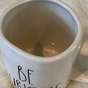 Rae Dunn Dining - Rae Dunn BE CURIOUS mug